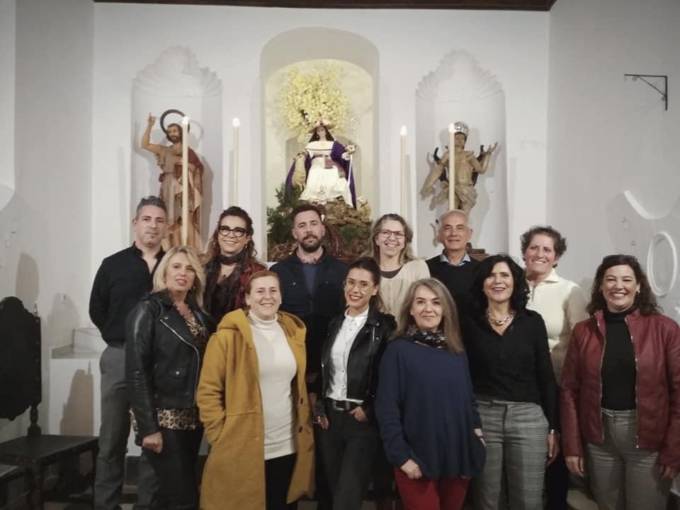 Hermandad Divina Pastora dos