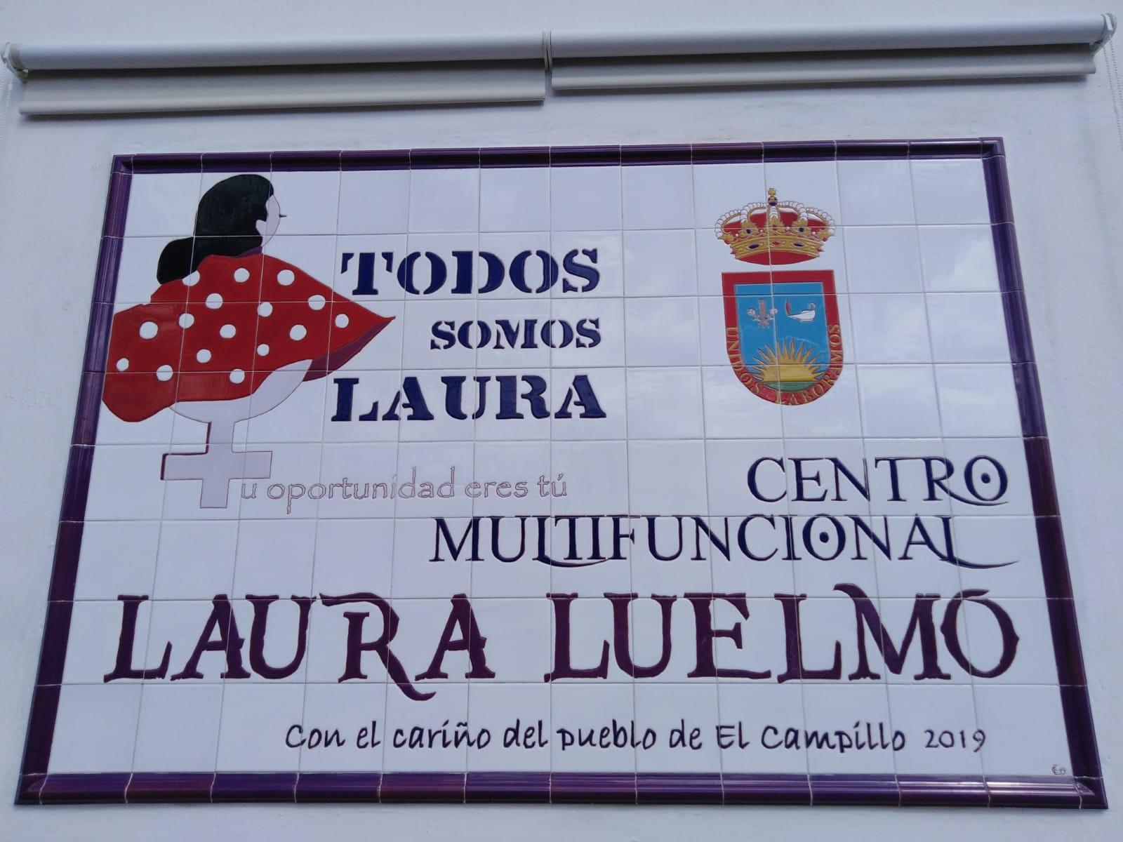 Laura Luelmo homenaje 8 de marzo dos